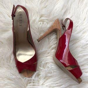 Guess | Slingback heel